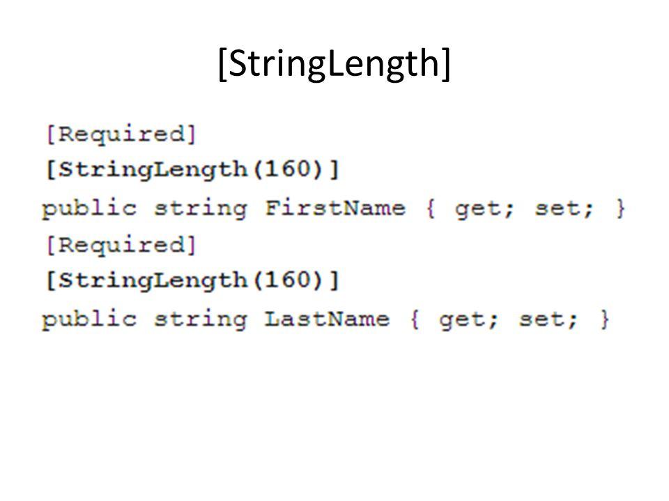 [StringLength]